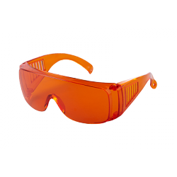 Protective anti-UV glasses