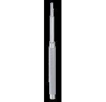 Progressive osteotome, concave