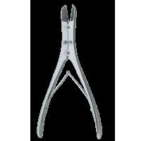 Bone rongeurs, RUSKIN-LISTON, 18,5 cm, straight