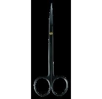 Scissor GOLDMANN-FOX, 12,5 cm, curved