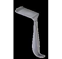 lliac Retractors TESSIER 18cm, 36x50mm