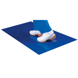 Decontamination mat