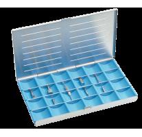 Sterilisation Cassettes (3/12/24 Compartments)