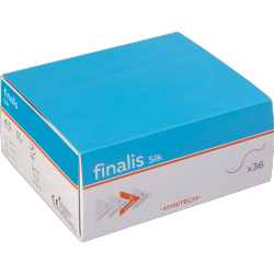 FINALIS Sterile Silk Sutures (36 Sutures)