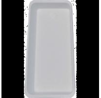 Single use tray