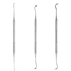 Sinus Lift Instrument, Elevator with titanium handle