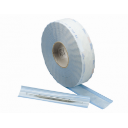 Heat-seal sterilisation rolls