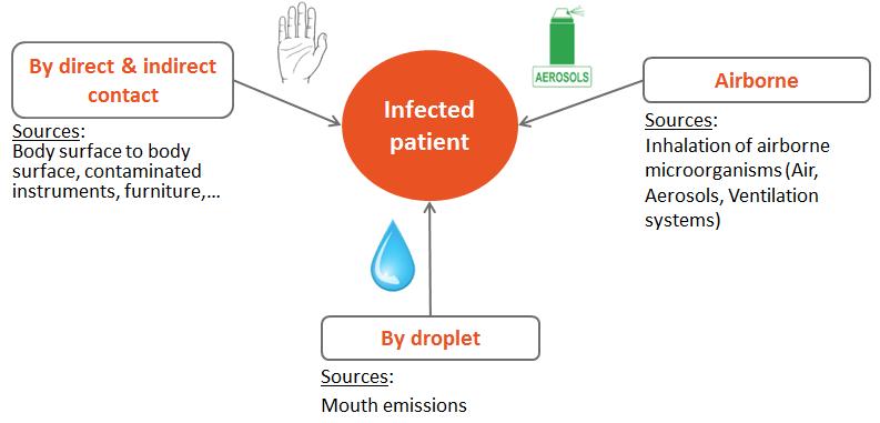 Infection transmission EN