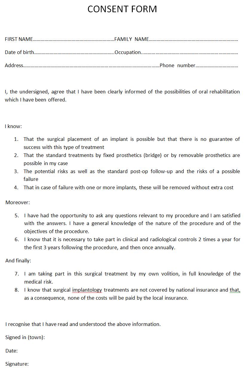 consent form EN